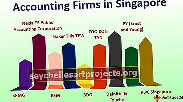 Λογιστικές εταιρείες στη Σιγκαπούρη