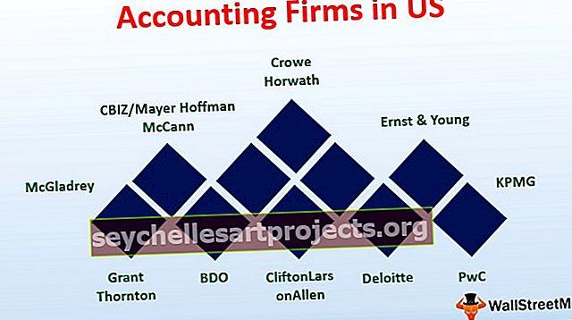 Λογιστικές εταιρείες στις ΗΠΑ