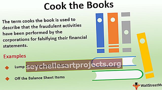Μαγειρέψτε τα βιβλία