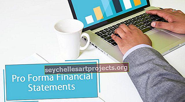 Οικονομικές Καταστάσεις Pro Forma