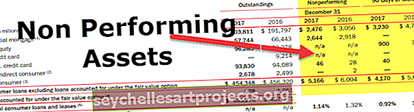 Μη εξυπηρετούμενα περιουσιακά στοιχεία (NPA)