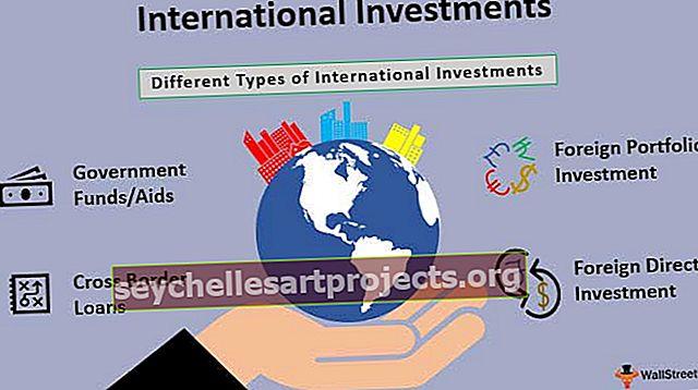 Διεθνείς επενδύσεις