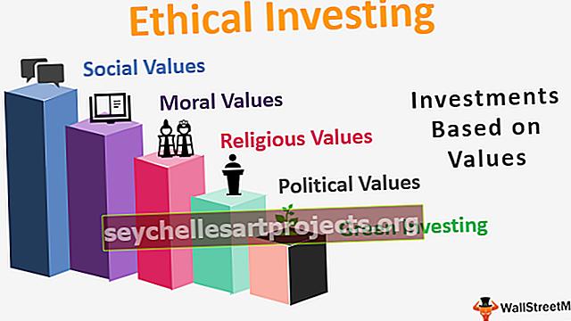 Ηθική επένδυση