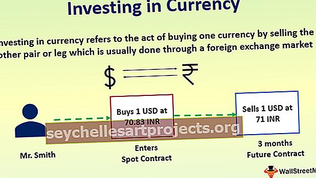 Επένδυση σε νόμισμα