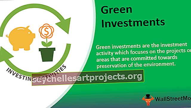 Πράσινες επενδύσεις