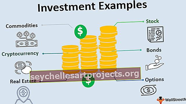 Παραδείγματα επενδύσεων