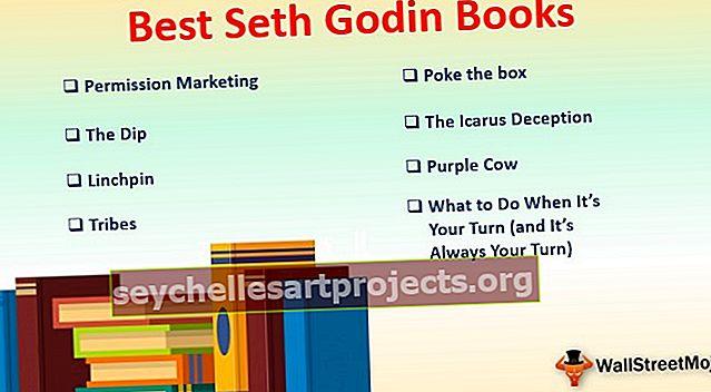 Κορυφαία 8 καλύτερα βιβλία Seth Godin που πρέπει να διαβάσετε!