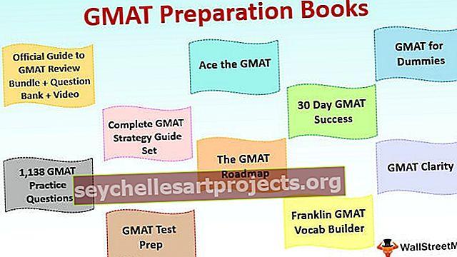 Τα καλύτερα βιβλία GMAT