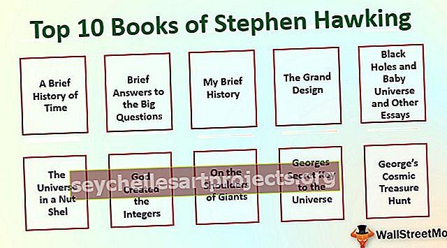 Τα καλύτερα βιβλία Stephen Hawking