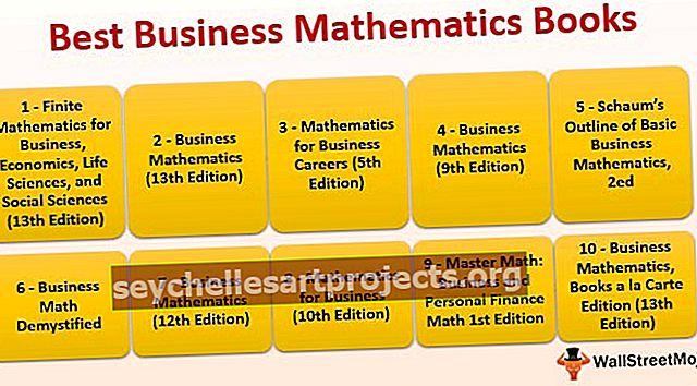 Βιβλία Μαθηματικών Επιχειρήσεων