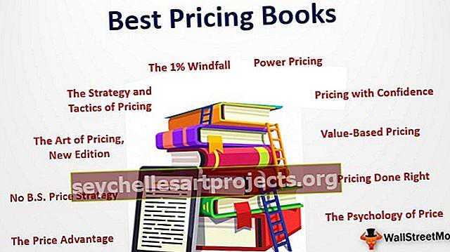 Κορυφαία 10 καλύτερα βιβλία τιμολόγησης
