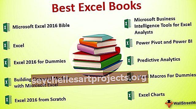 Τα καλύτερα βιβλία του Excel