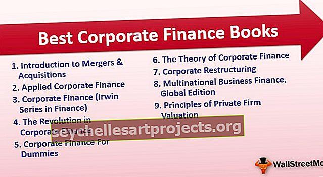 Top 9 nejlepších firemních finančních knih