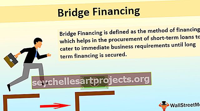 Překlenovací financování