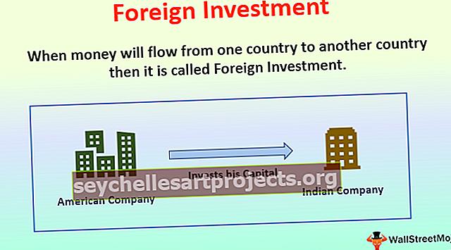 Zahraniční investice