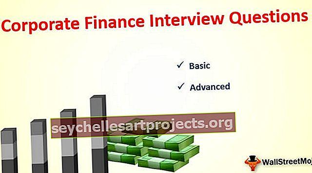 Dotazy na rozhovor s podnikovými financemi (s odpověďmi)
