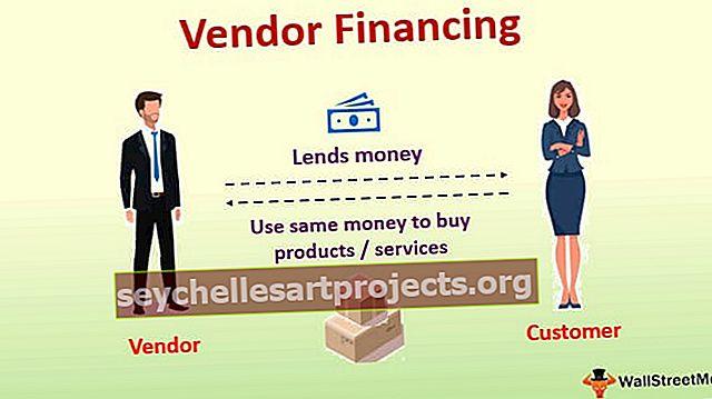 Financování dodavatelů