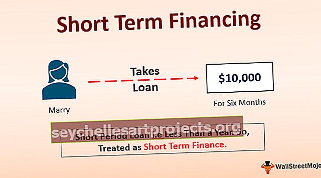 Krátkodobé financování