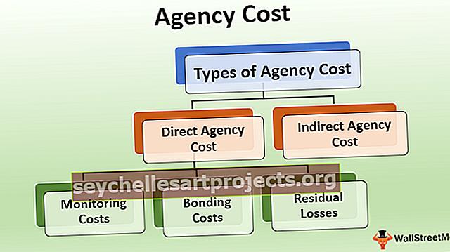 Náklady agentury