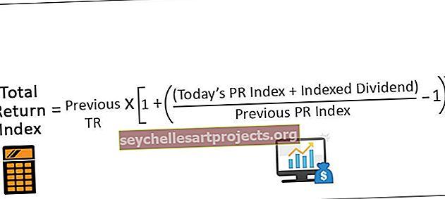 Bendros grąžos indeksas