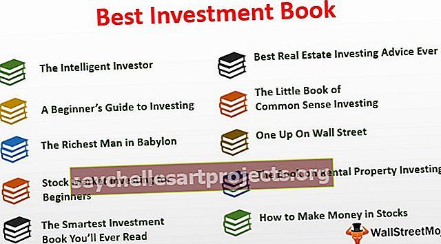 10 geriausių visų laikų investicijų knygų