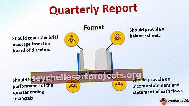 Ketvirčio ataskaita