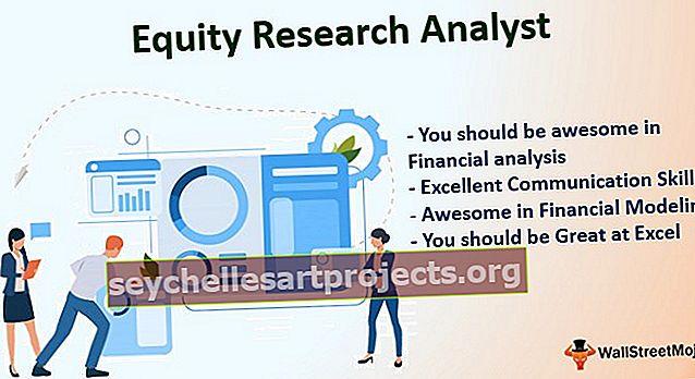 Nuosavo kapitalo tyrimų analitikas