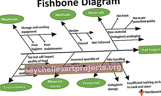 Διάγραμμα Fishbone
