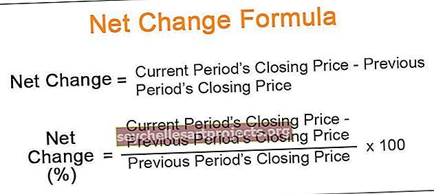Grynųjų pokyčių formulė