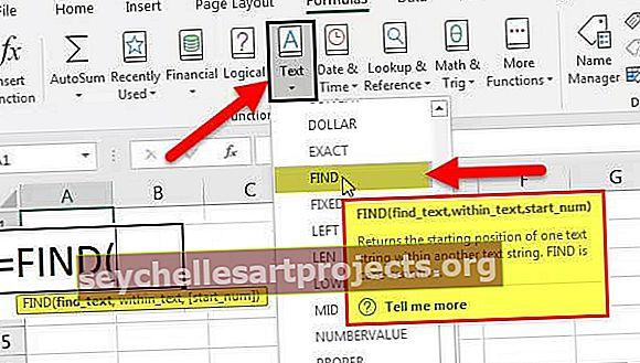 ΒΡΕΙΤΕ Λειτουργία στο Excel