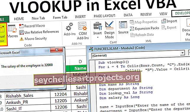 Vhaku VBA Excelissä