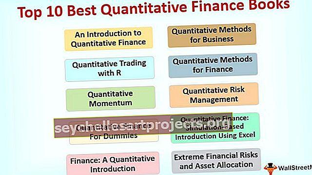 Parimad kvantitatiivsed rahandusraamatud