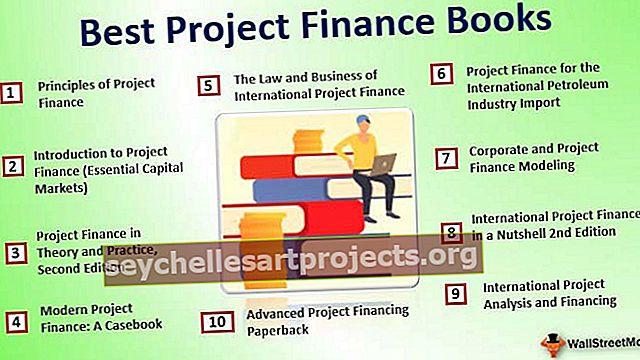 Parimad projektide rahastamise raamatud