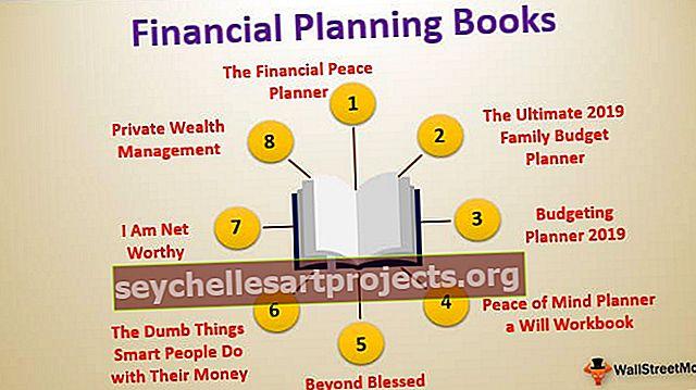 Finantsplaneerimise raamatud
