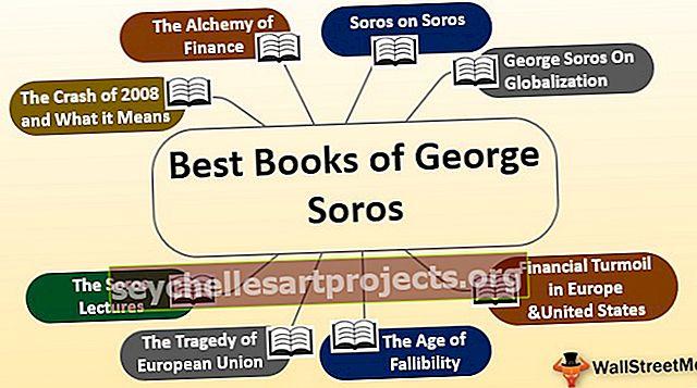 George Sorose rahanduse parimate 8 parimat raamatut