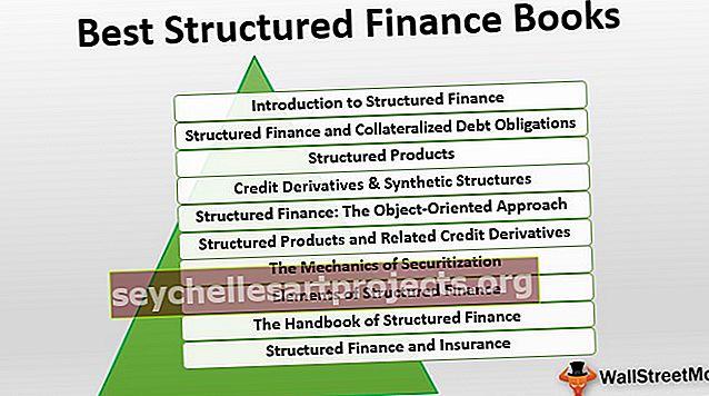 Parimad struktureeritud finantsraamatud