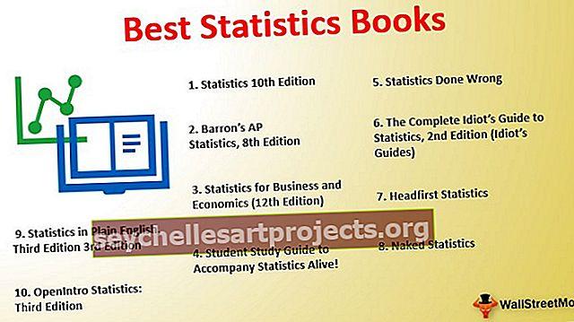 11 parimat statistikaraamatut