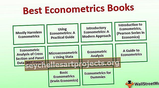 Parimad ökonomeetriaraamatud