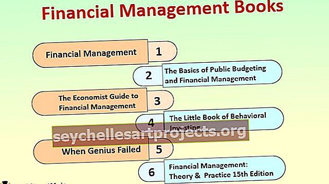 Parimad finantsjuhtimise raamatud