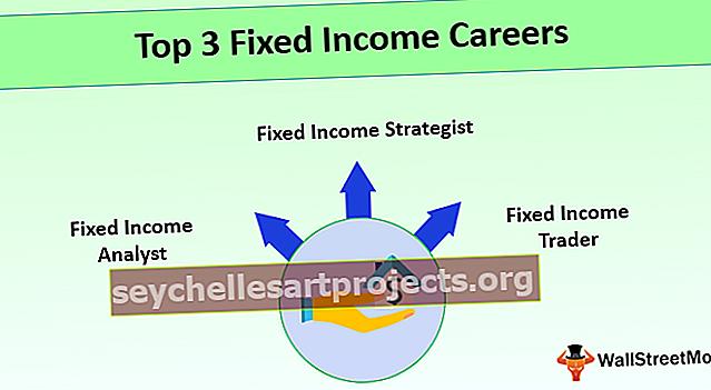 Karjäär fikseeritud sissetulekuga