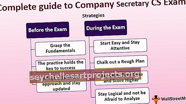 Ettevõtte sekretäri CS eksami täielik juhend