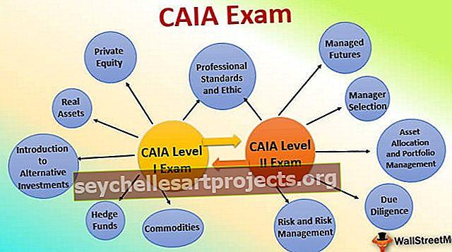 Chartered Alternative Investment Analyst - CAIA® eksamijuhend