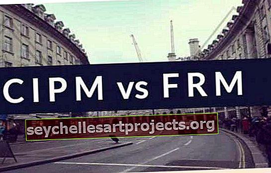CIPM vs FRM
