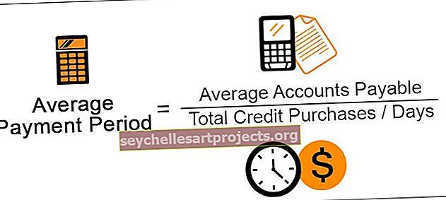 Průměrné platební období