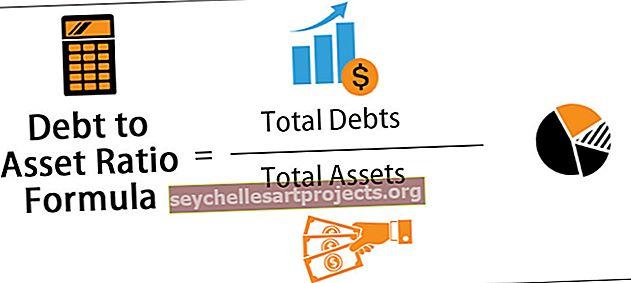 Poměr dluhu k aktivu