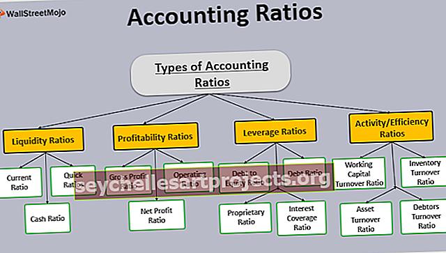 Účetní poměry