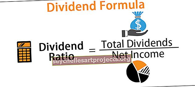Dividendový vzorec