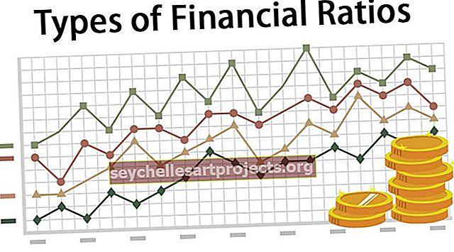 Druhy finančních ukazatelů