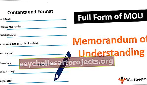 Memorandumi täielik vorm