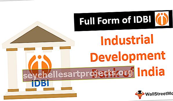 IDBI täielik vorm